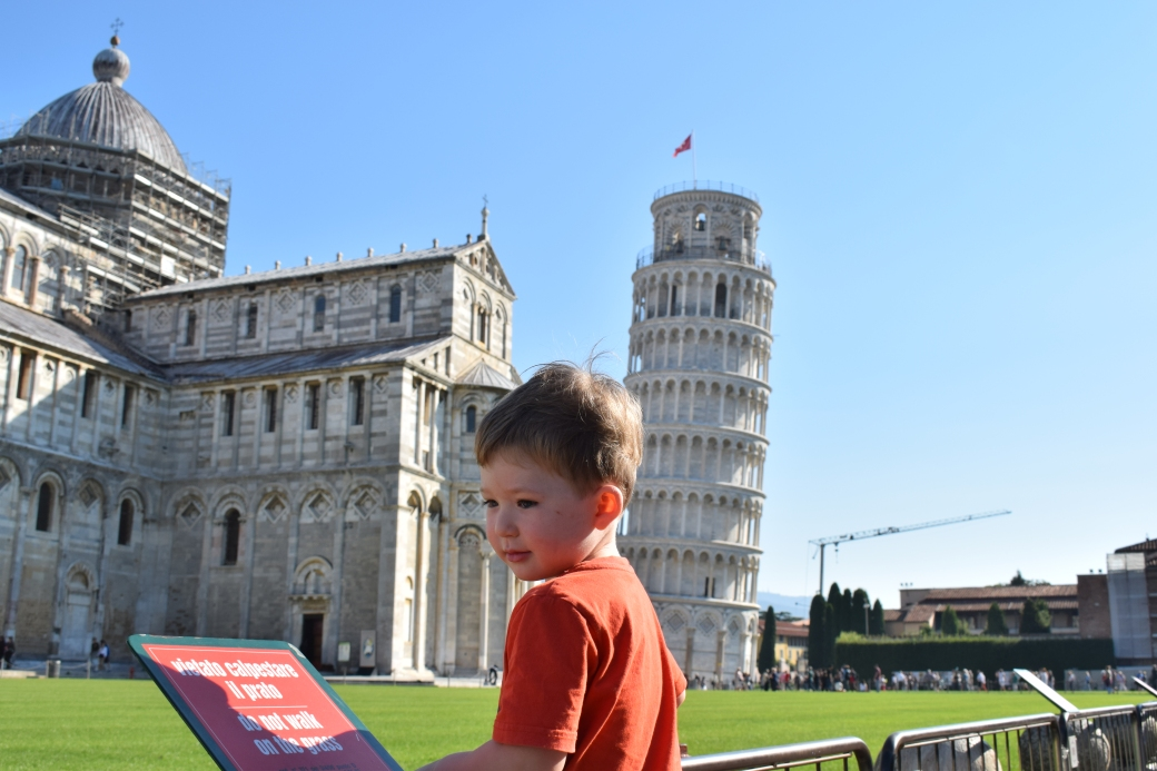 Bens Birthday & Italy 2016 123